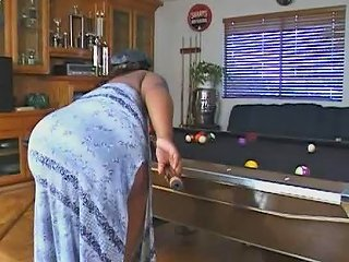 Bbw On The Pool Table Free Black Porn Video 35 Xhamster