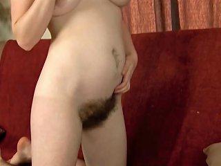 Super Hairy Girl Velma Fucks Her Rubber Dick Free Porn 95