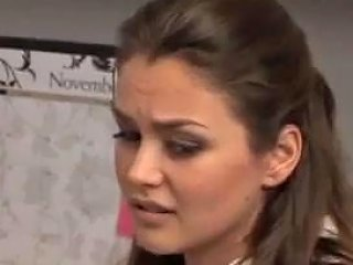 Allis Haze Jelena Jensen Lesbian Office Seduction Txxx Com