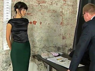 Interview Dirty Work For Hot Young Secretary