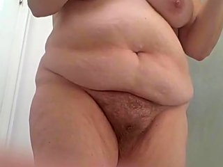 Wifes Long Hairy Pussy Pubes Soft Belly Big Tits Porn Ad