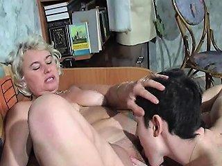 Russian Mature Mom Andboy Amateur Nuvid