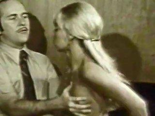 Blonde Girl Hypnotized In To Having Sex 1960s Vintage