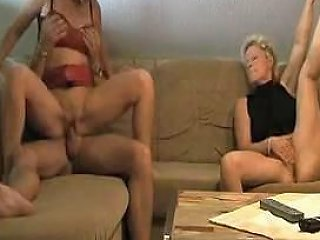 German Twins Free Threesome Porn Video A9 Xhamster