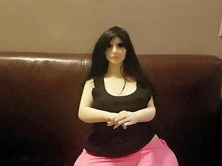 Italian Milf Blackmailed By Son's Bully Doll Parody