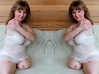 Beautiful Large Breasted Triple Amputee Knows How To Tease