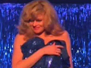 Melanie Griffith's Sexy Topless Dance