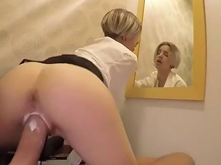 Tight Pussy Of Spanish Hoe Mey Madness Grools Heavily On Monster Cock