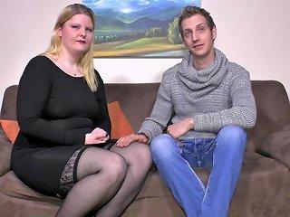 Sextapegermany Amateur Bbw German Drilled In A Hot