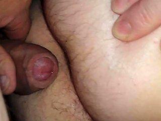 I Was Pre Cuming Ready To Cum On Her Ass Got