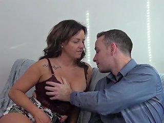 Thick Milf Enjoys Her Sons Bestie Free Porn 24 Xhamster