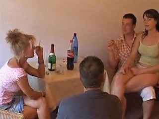 European Fuck And Fisting Orgy