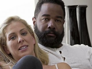 Tyler Knight Admires Saucy Cherie Deville 039 S Body Before She Takes His Sausage In Her Vagina Befuck Com