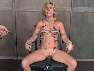 Sasha Heart Loves Rope Bondage And She Is Really Into Breath Play