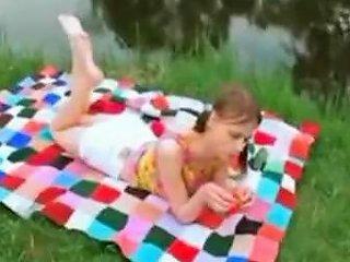 Girl Crossdresser Young Garden Outdoors Anal Fisting Dildo 215 124 Redtube Free Milf Porn