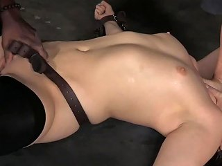 Restrained Sub Fucked Harshly By Maledoms Upornia Com