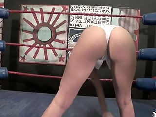 No Rules Wrestling With Roxanne Rae Lance Hart Hd Porn Ae