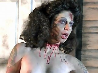 Evil Zombie Sluts Showing Their Pussies For A Camera Any Porn