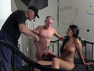 His Experienced Dick Still Makes The Teen Babes Very Happy