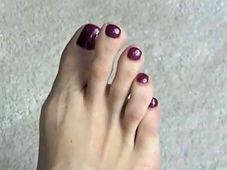 Nurse Lynn Mature With Sexy Feet And Long Toes Porn Ae