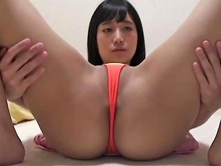 Japanese Teen Ai Hoshina Bikini Camel Toe Free Hd Porn 96