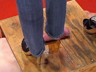 Shoe And Footjob Free Nylon Hd Porn Video Ee Xhamster