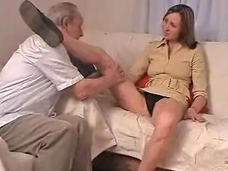 Lucky Grandpa Free Pussy Licking Porn Video Ef Xhamster
