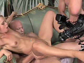 Sabrinka Gets Double Penetrated In Hot Behind The Scenes Video