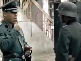 Nice German Soldiers Protect Jewish Girl