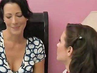 Milf Seduces Her Friend For Amazing Lesbian Sex Porn 77