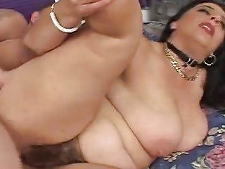 Fat Bitch With Hairy Cunt Makes Good Lover By Troc Porn 63