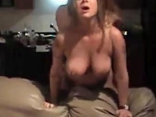 Sex With A Busty Milf After A Night At The Bar