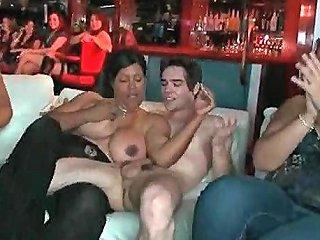 Wild Stripper Party Amateur Teen