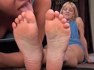 Farm Girl Foot Worship