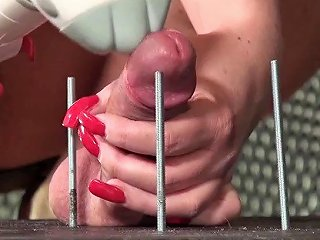 Cbt The High Heels With Sprkes