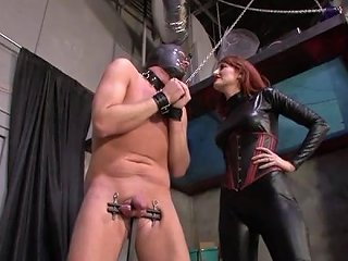 Cbt And Brutal Cum On Boots