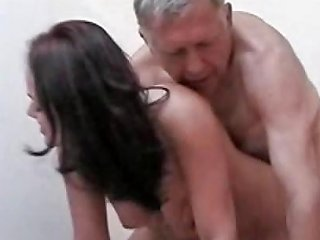 Old Young Old Guy Fucks A Hot Youngster Free Porn 17