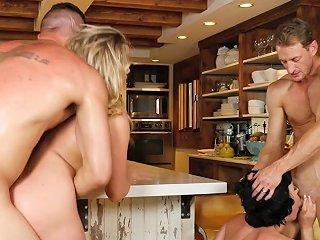 Mia Malkova Olive Glass Danny Mountain Ryan Mclane In Couples Vacation Scene 5 Digitalplayground Txxx Com