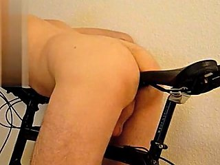 I Love To Ride My Bicycle Male Anal Insertion Part 1
