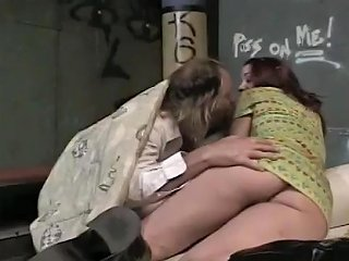 Homeless Man Scores Some Sweet Pussy Txxx Com
