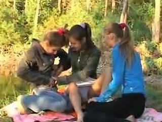 Three Skinny Beauties Moaning At A Pond Porn 1d Xhamster