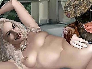 Angelina Jolie And Other Celebs Turns Into Sluts Porn F5