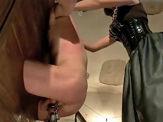 Guy Gets Humiliated By Ruthless Mistress
