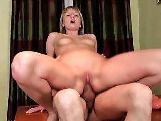 Fantastic Slut Zina Adores Good Fucking On The Kitchen Table Drtuber