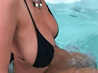 Busty Wife Having Fun With The Hubby On Vacation Drtuber