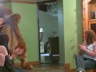 A Typical Dancing Bear Bachelorette Party Free Hd Porn 04