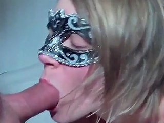 Masked Cutie Takes Cum In Mouth Free Porn 1e Xhamster