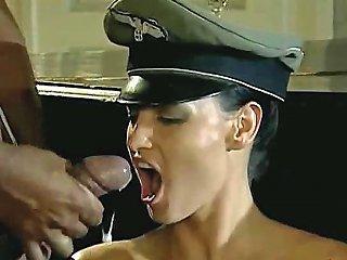 Laura Angel Interracial Anal As Nazi Woman