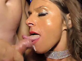 Monster Boob Milf Sexy Susi Wild Gang Banged