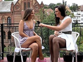 Glam British Mature Sixtynines With Eurobabe Nuvid